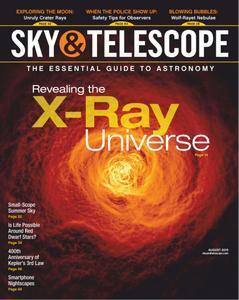 Sky & Telescope – August 2019