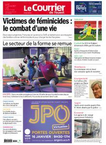 Le Courrier de l'Ouest Angers – 11 janvier 2021