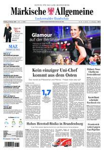 Märkische Allgemeine Luckenwalder Rundschau - 08. Februar 2019