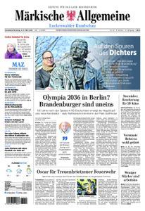 Märkische Allgemeine Luckenwalder Rundschau - 02. März 2019