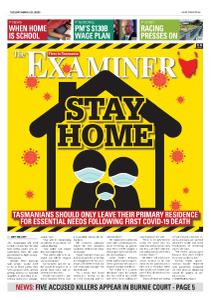 The Examiner - March 31, 2020