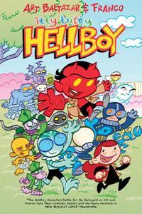Dark Horse-Itty Bitty Hellboy 2016 Hybrid Comic eBook