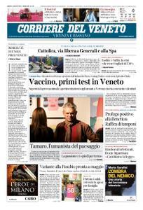 Corriere del Veneto Vicenza e Bassano – 01 agosto 2020