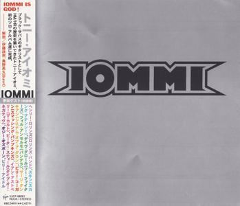 IommI - IommI (2000) [VJCP-68261, Japan Press]