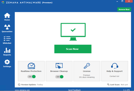 Zemana AntiMalware Premium 3.1.375 Multilingual