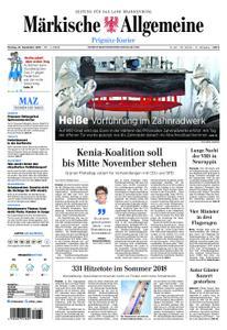 Märkische Allgemeine Prignitz Kurier - 23. September 2019