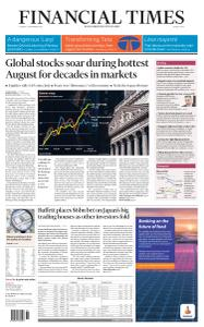 Financial Times Middle East - September 1, 2020