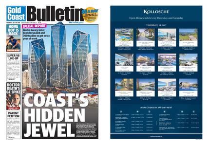 The Gold Coast Bulletin – July 18, 2019