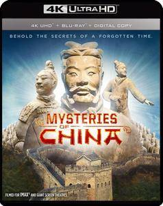 IMAX: Mysteries of Ancient China 4K (2016)
