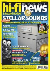 Hi-Fi News - December 2017