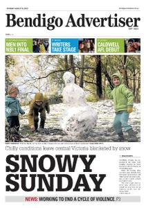Bendigo Advertiser - August 12, 2019
