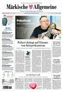 Neue Oranienburger Zeitung - 05. Januar 2018