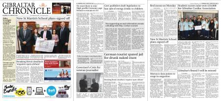 Gibraltar Chronicle – 19 January 2019