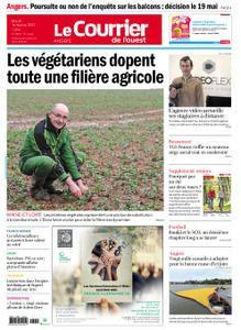 Le Courrier de l'Ouest Angers – 16 février 2021