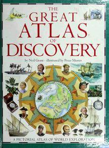 The Great Atlas of Discovery (DK Books)