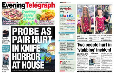 Evening Telegraph First Edition – March 27, 2018
