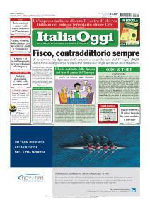 Italia Oggi - 22 Giugno 2019
