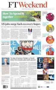 Financial Times UK - June 6, 2020
