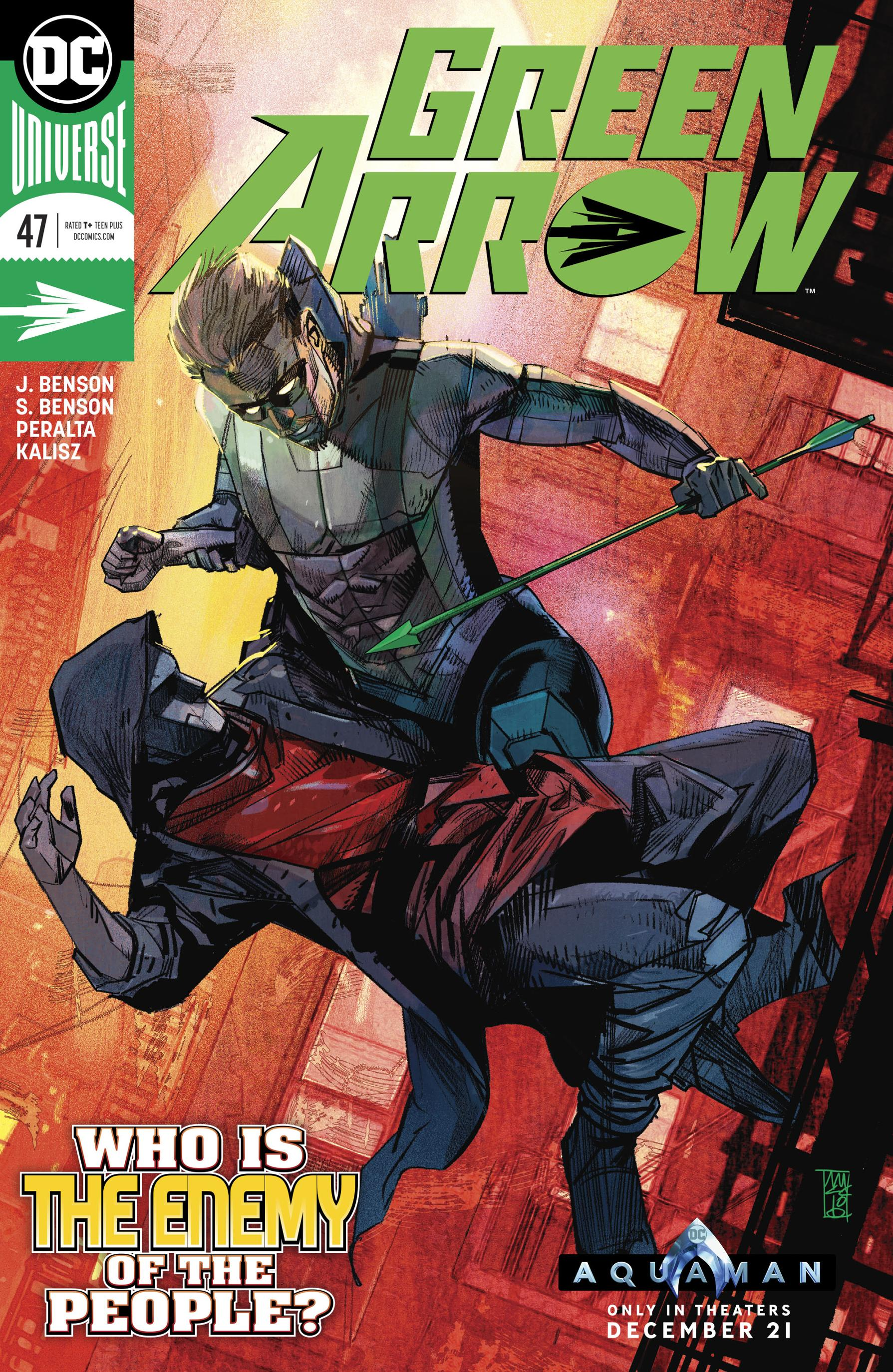 Green Arrow 047 2019 2 covers Digital Zone