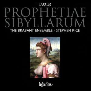 Stephen Rice, The Brabant Ensemble - Lassus: Prophetiae Sibyllarum (2011)