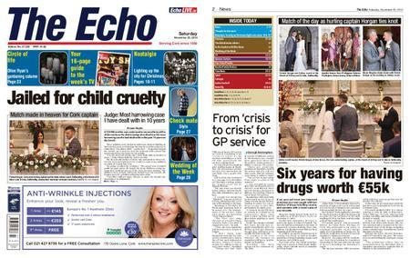 Evening Echo – November 23, 2019