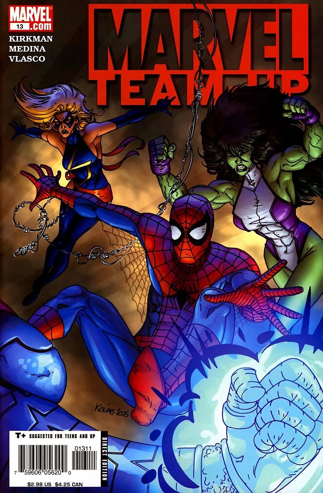 Marvel Team-Up v3 13