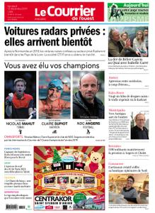 Le Courrier de l'Ouest Angers – 13 décembre 2019
