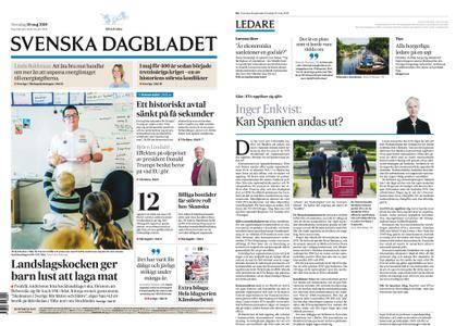 Svenska Dagbladet – 10 maj 2018