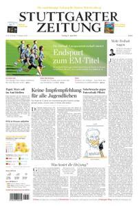 Stuttgarter Zeitung - 11 Juni 2021