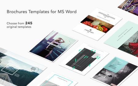 Brochures Expert - Templates for MS Word 2.1