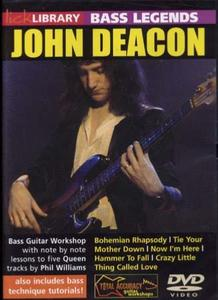 Lick Library: Bass Legends - John Deacon