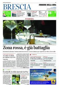 Corriere della Sera Brescia – 16 gennaio 2021
