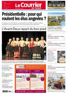 Le Courrier de l'Ouest Nord Anjou – 19 octobre 2021