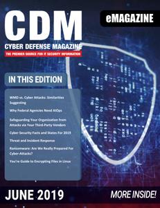 Cyber Defense Magazine - June 2019