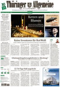 Thüringer Allgemeine – 25. Januar 2020