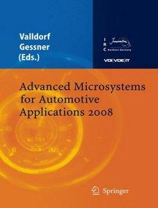Advanced Microsystems for Automotive Applications 2008 (VDI-Buch) (repost)