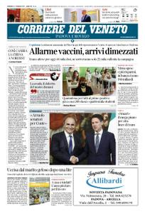 Corriere del Veneto Padova e Rovigo – 17 gennaio 2021