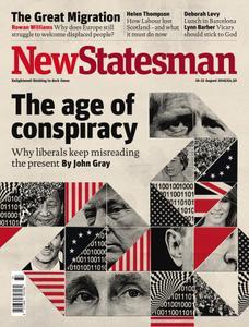 New Statesman - 16 - 22 August 2019