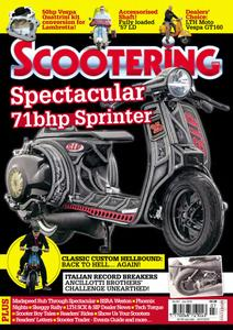 Scootering - July 2019