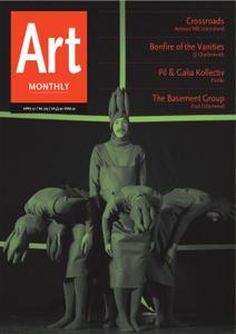 Art Monthly - April 2007   No 305