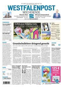 Westfalenpost Wetter - 25. August 2018