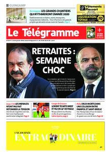 Le Télégramme Guingamp – 06 janvier 2020