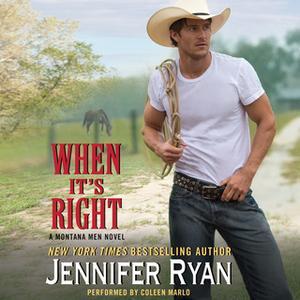 «When It's Right» by Jennifer Ryan