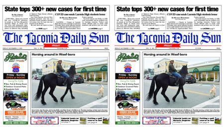 The Laconia Daily Sun – November 13, 2020