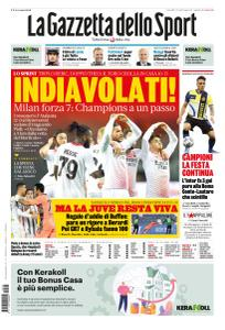 La Gazzetta dello Sport Nazionale - 13 Maggio 2021