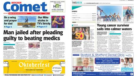 The Comet Hitchin – September 26, 2019