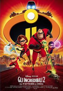 Gli incredibili 2 / Incredibles 2 (2018)