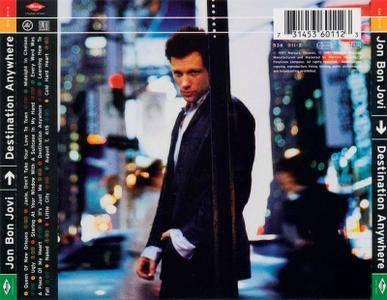 Jon Bon Jovi - Destination Anywhere (1997)