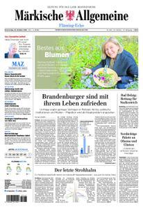 Märkische Allgemeine Fläming Echo - 25. Oktober 2018