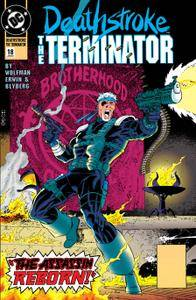 Deathstroke the Terminator 018 1993 digital Minutemen-Midas